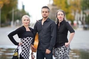 Flamenco con tres